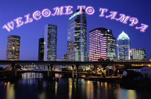 Welcome to Tampa